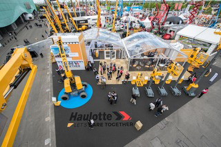 Haulotte North America | Access Equipment (MEWP) & Telehandlers